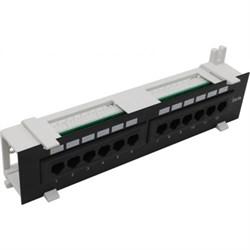 "5bites Патч-панель PU5-110-12D UTP/5E/12P/KRONE/110/DUAL IDC/10""/ WALL - фото 10330"