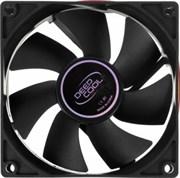 Вентилятор для корпуса Deepcool XFAN 90 90x90x25 3pin+4pin (molex) 21dB 90g BULK
